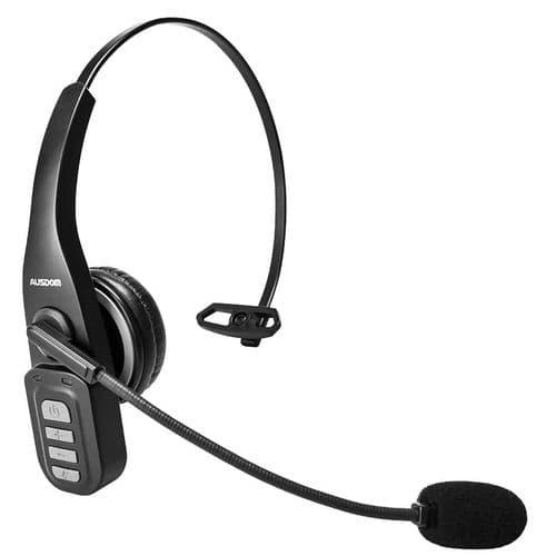 Ausdom Bw01 Casque Audio Sans Fil Bluetooth 5.0 Avec Micro Antibruit 22H